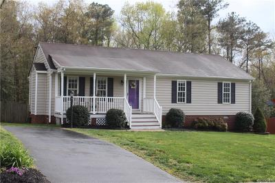 Single Family Home Sold: 6885 Whiskey Hill Lane