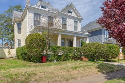 Richmond Single Family Home For Sale: 2306 Greenwood Avenue
