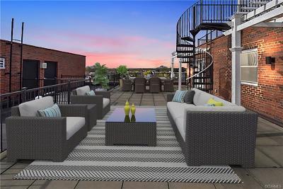Richmond Condo/Townhouse For Sale: 421 Stuart Circle #U6-D