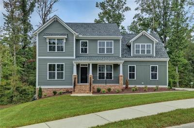 Chesterfield Single Family Home For Sale: 13809 Comstock Landing Drive
