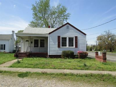 Hopewell Single Family Home For Sale: 110 S 11th Avenue