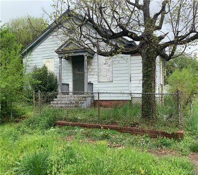 Single Family Home For Sale: 1801 Fairfax Avenue