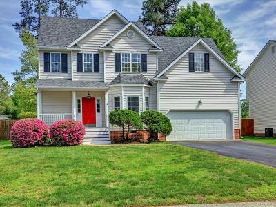 Henrico Single Family Home For Sale: 11829 Blandfield Street
