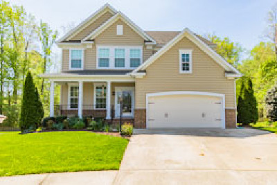 Mechanicsville Single Family Home For Sale: 9600 Cavalin Court