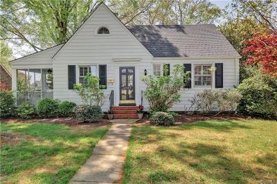 Richmond Single Family Home For Sale: 5707 Bromley Lane