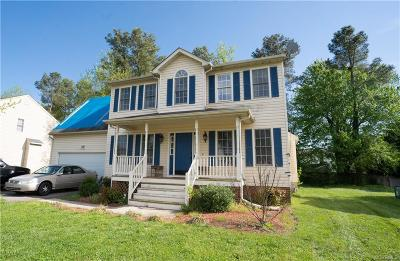 Henrico Single Family Home For Sale: 1705 Saddlehorse Place