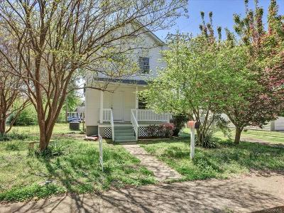 Hopewell Single Family Home For Sale: 1000 Haskell Street
