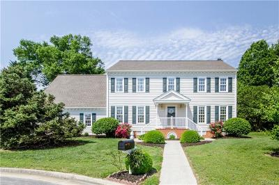 Colonial Heights Single Family Home For Sale: 3212 Jersey Court