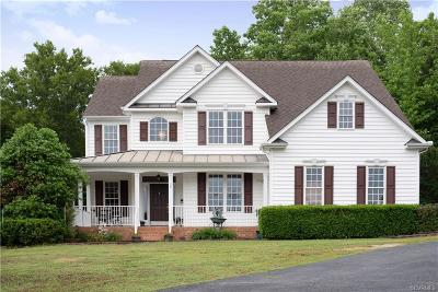 Goochland Single Family Home For Sale: 2152 Thoroughbred