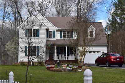 Aylett Single Family Home For Sale: 183 Clarks Lane