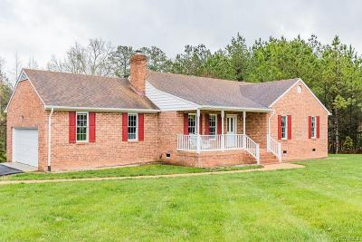 Powhatan Single Family Home For Sale: 2964 Pineview Drive