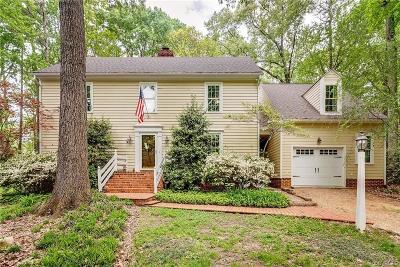 Midlothian Single Family Home For Sale: 4406 Old Fox Trail