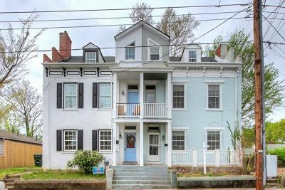 Richmond Single Family Home For Sale: 3213 N Street