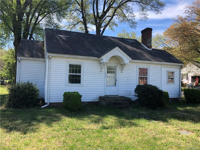 Henrico County Rental For Rent: 1317 Virginia Avenue