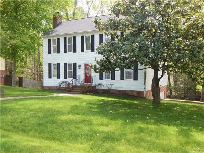 Single Family Home For Sale: 4600 Wind Place