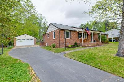 Chesterfield Single Family Home For Sale: 116 Redmead Lane