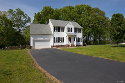 Henrico Single Family Home For Sale: 1206 Archie Lane