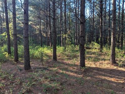 Amelia County Land For Sale: 6.24 Acres Cralles Road