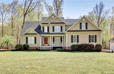Powhatan VA Single Family Home For Sale: $385,000