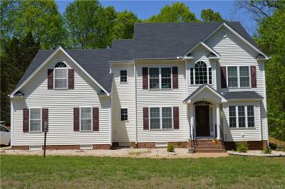 Colonial Heights, Hopewell, Prince George Single Family Home For Sale: 5488 Snow Creek Court