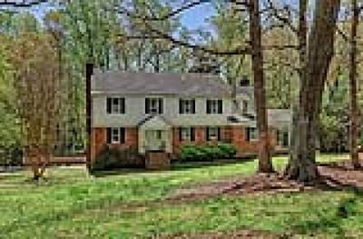Chesterfield VA Single Family Home For Sale: $410,000