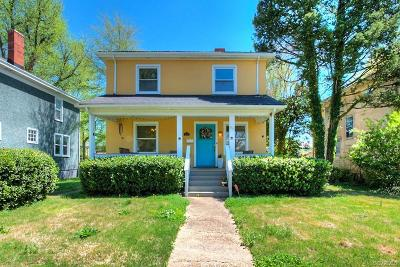 Richmond Single Family Home For Sale: 3115 Barton Avenue
