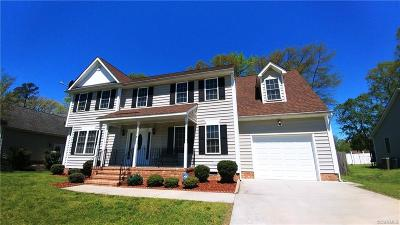 Colonial Heights Single Family Home For Sale: 113 Briarcliffe Court