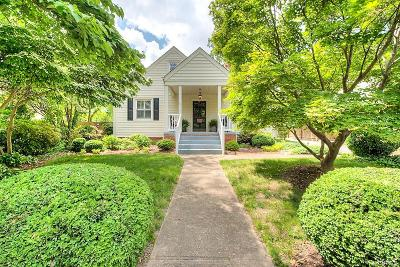 Henrico Single Family Home For Sale: 1408 Forest Avenue