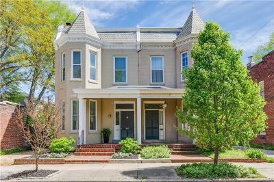 Richmond Single Family Home For Sale: 207 N Meadow Street