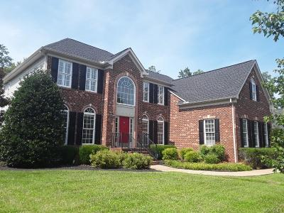 Glen Allen Single Family Home For Sale: 5125 Austin Healey Drive