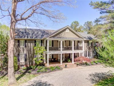 Hanover County Single Family Home For Sale: 14502 Mill Creek Drive