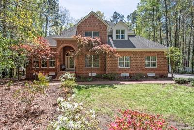 Midlothian Single Family Home For Sale: 5808 Fox Briar Road