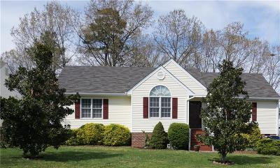 Chesterfield Single Family Home For Sale: 9649 Lockberry Ridge Loop
