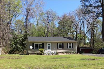 Single Family Home For Sale: 5273 Paige Road