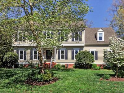 Richmond Single Family Home For Sale: 11601 Rutgers Drive