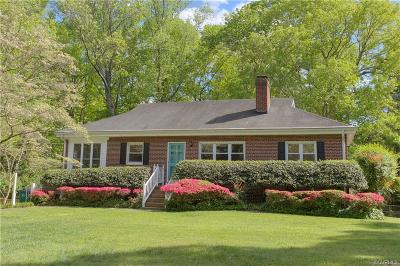 Richmond Single Family Home For Sale: 8829 Waxford Road