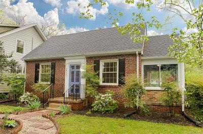 Richmond Single Family Home For Sale: 1012 W 45th Street