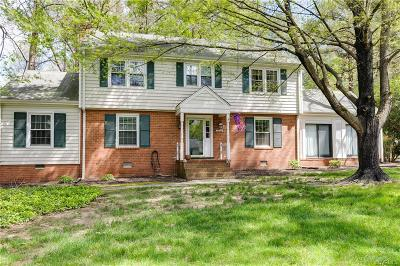 Henrico Single Family Home For Sale: 1509 Chauncey Lane