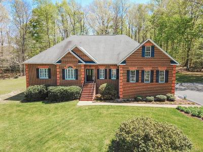 Glen Allen Single Family Home For Sale: 205 Wood Brook Way