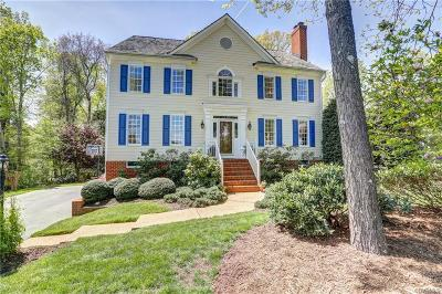 Henrico Single Family Home For Sale: 3700 Huntmaster Court