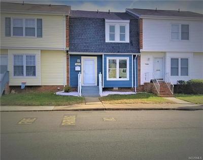 Henrico Condo/Townhouse For Sale: 4403 Foxfire Lane