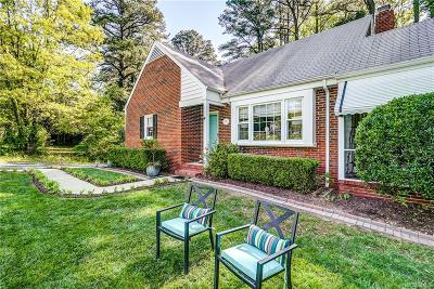 Henrico Single Family Home For Sale: 1217 Beverly Drive