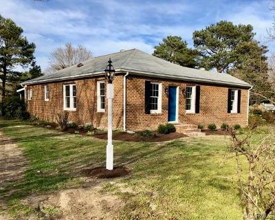 Henrico Single Family Home For Sale: 8304 Michael Road