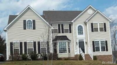 Henrico Single Family Home For Sale: 4308 Bridle Run Lane