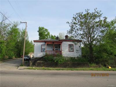Petersburg Single Family Home For Sale: 524 E Wythe Street