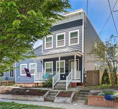 Single Family Home For Sale: 616 N 30th Street