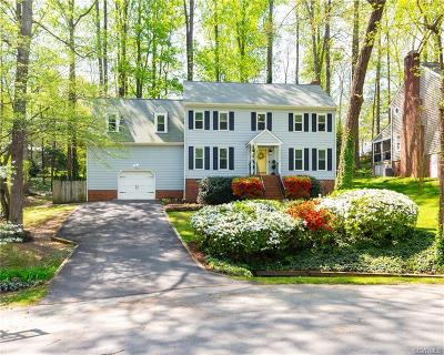 Midlothian Single Family Home For Sale: 12605 Old Country Lane