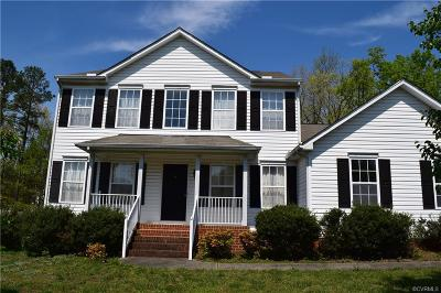 Henrico Single Family Home For Sale: 2908 Heather Ridge Drive