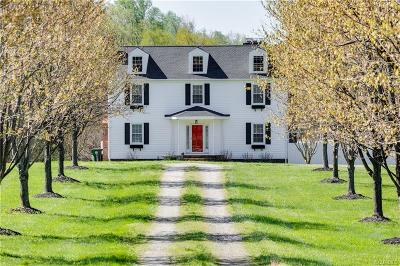 Single Family Home For Sale: 17523 Old Ridge Road