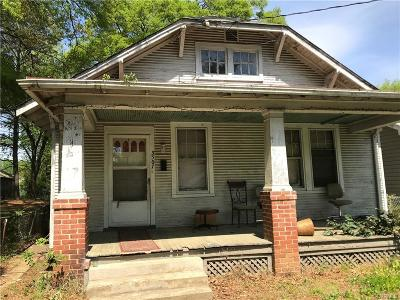Single Family Home For Sale: 3507 Decatur Street